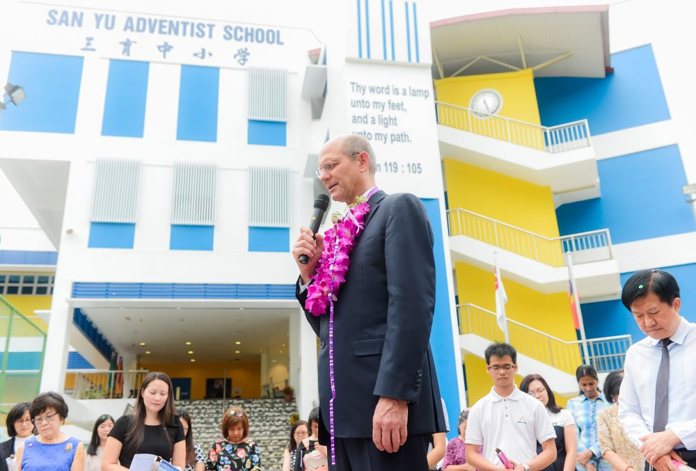 Mission | Only Adventist School in Singapore Gets Major Upgrade
