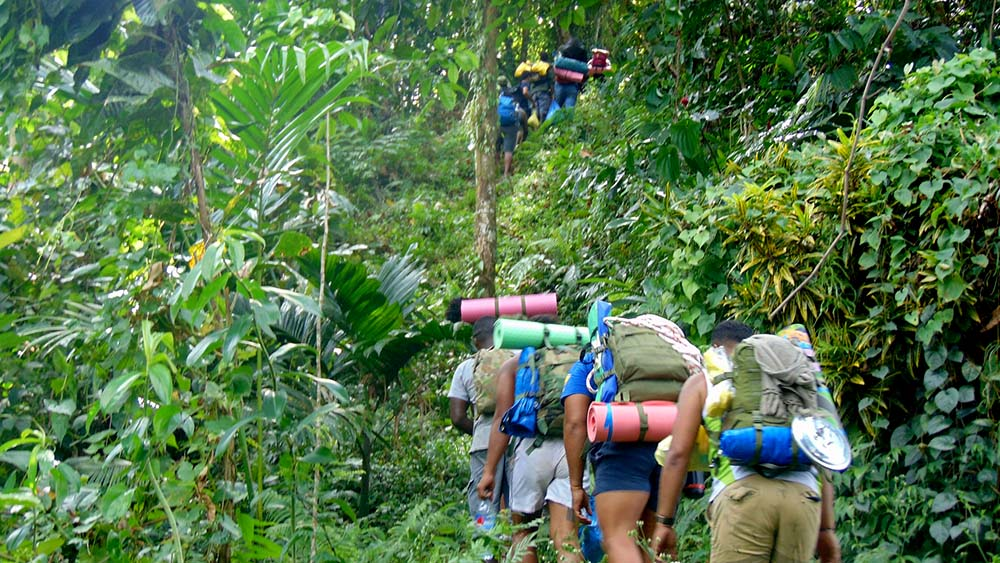 Mission | Young Hikers Take Gospel to Solomon Islands' Jungles