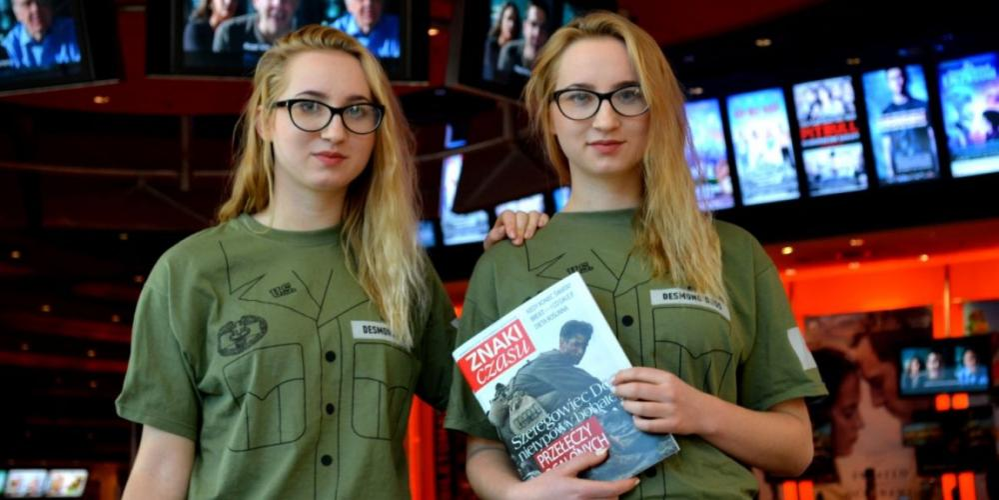 Mission   'Hacksaw Ridge' Opens Unprecedented Witnessing ...